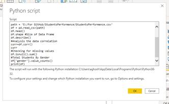 How to integrate Python with Python